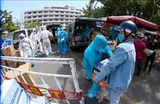 5500多名志愿者积极参加疫情防控志愿服务工作