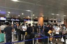 将240名公民从缅甸接回国