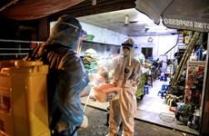 新冠肺炎疫情:河内和岘港市新增9例确诊病例