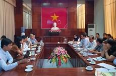 印度塔塔集团在芹苴市寻找农业机械设备投资机会
