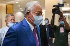 马来西亚前总理纳吉布洗钱案罪成  判12年监禁