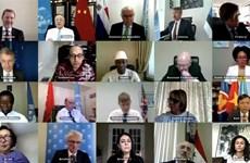 越南呼吁国际社会助力叙利亚应对新冠肺炎疫情