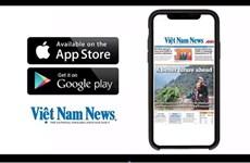 Vietnam News Daily应用软件:走进越南和走向世界的大门
