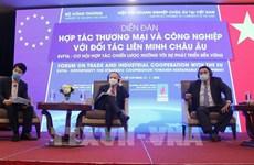 EVFTA—越南与欧盟面向可持续发展的动力