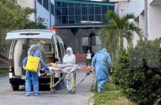 越南报告首例新冠肺炎死亡病例