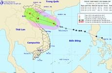 热带低压发展为今年第二号台风 越南政府副总理要求主动采取应对措施