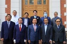 ASEAN 2020:东盟各国驻俄罗斯大使高度评价越南的作用