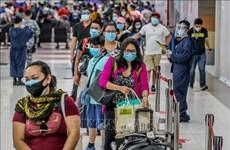 菲律宾经济因新冠肺炎疫情影响缓慢复苏