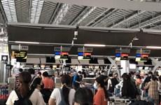 新冠肺炎疫情:将230多名越南公民从泰国运送回国
