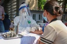 新冠肺炎疫情:加速对从岘港市回来的人员轨迹追踪