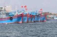 坚江省坚决禁止非法捕捞行为
