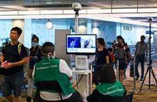 新冠肺炎疫情:新加坡加大入境人员管控力度