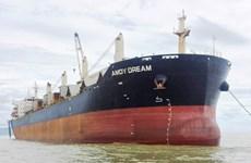 新冠肺炎疫情:对Amoy Dream货船及全部船员采取疫情防控措施