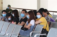 越南各地集中力量及时发现非法出入境人员