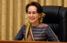 缅甸国务资政昂山素季公布第二届议会选举竞选计划