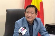 黎巴嫩贝鲁特港口大爆炸:越南驻埃及兼驻黎巴嫩大使努力做好公民领事保护工作