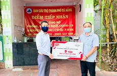 Central Retail(越南)公司向岘港市捐赠10吨食品