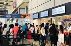 新冠肺炎疫情:在美国休斯敦的近350名越南公民已安全回国