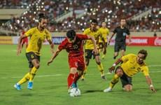 2022年世界杯亚洲区预选赛:10月13日越南队与马来西亚队一争高下
