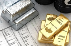 8月7日越南国内黄金价格超过6200万越盾