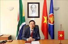 2020东盟轮值主席国:促进南非与东盟共同体的合作 为双方带来共同利益