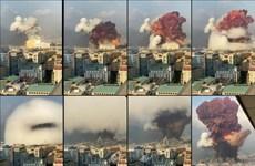 2020东盟轮值主席年:东盟外长就黎巴嫩爆炸发表了联合声明