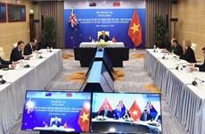 越南和新西兰向双边贸易额达17亿美元的目标迈进