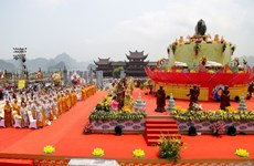 在越南,宗教信仰自由权受保护