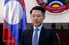 老挝外交部部长沙伦赛:东盟是一个取得显著成就的区域性组织