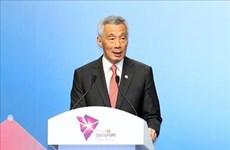 李显龙总理呼吁全国人民要保持坚韧不拔 应付严重的经济衰退
