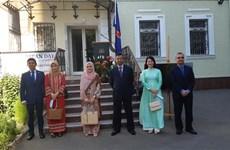 东盟成立53周年:进一步促进东盟与乌克兰的关系