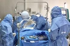 第522例死亡病例因肾癌伴随严重基础疾病和新冠肺炎