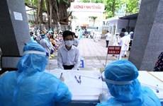 新冠肺炎疫情:河内市加快推进PCR核酸检测