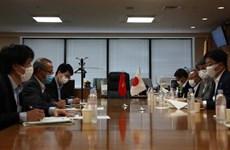 日本承诺保护和协助越南实习生