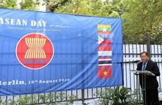 老挝驻德国大使高度评价东盟的团结、强大与全面深入对接