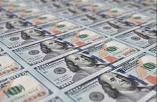 8月12日越盾对美元汇率中间价保持不变