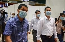 岘港市仙山体育宫野战医院预计于8月14日投入运营
