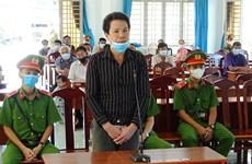 西宁省开庭审理一起组织他人非法入境越南案 涉案男子被判有期徒刑7年