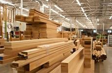 越南木材出口反弹 恢复增长势头