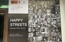 """西班牙建筑师镜头下的越南""""幸福街"""""""