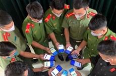 COVID-19大流行:每天有100万越南人安装蓝区应用