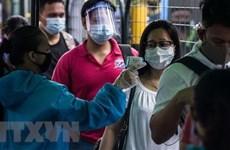 东南亚部分国家新冠肺炎疫情情况:菲律宾新增病例达4000多例
