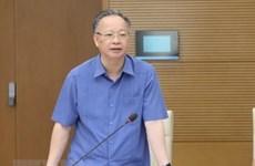 阮文丑先生负责和指导河内市人民委员会的工作