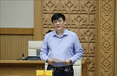 卫生部为在承天顺化省和广南省的两家前线防控医院提供支持