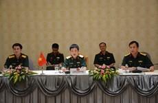 越南与新加坡促进防务合作