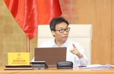 越南上调新冠肺炎疫情警报级别