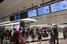 日本和新加坡一致同意从9月起放宽入境限制