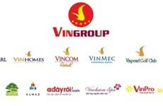 今年上半年Vingroup的净收入累计达38.576万亿越盾