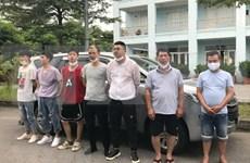 2020年5月至今胡志明市发现非法入境 人数为152人