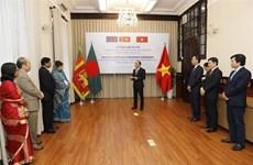 越南向孟加拉国和斯里兰卡捐赠医疗物资